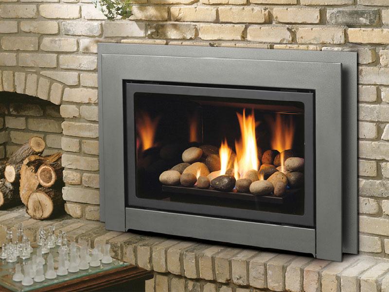 gas fireplace inserts rocks product lines rinnai navien weber kingsman