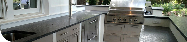 Danver Outdoor Stainless Cabinets