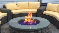 Take your patio from regialr to exciting with a gas fire pit! Call Pemberton Appliance today to get your estiamte!