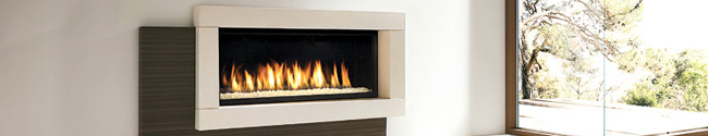 Enjoy your living room more with a Marquis fireplace.