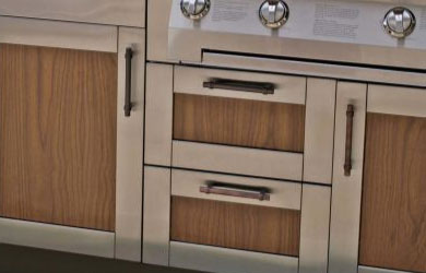 Drawer & Door Grill Cabinets