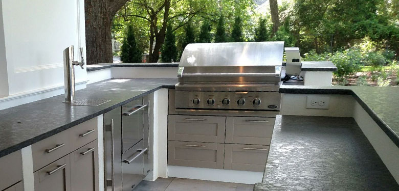 Superbe Danver Stainless Cabinetry
