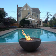 Firepit Design & Installation by your local experts at Pemberton Appliance!