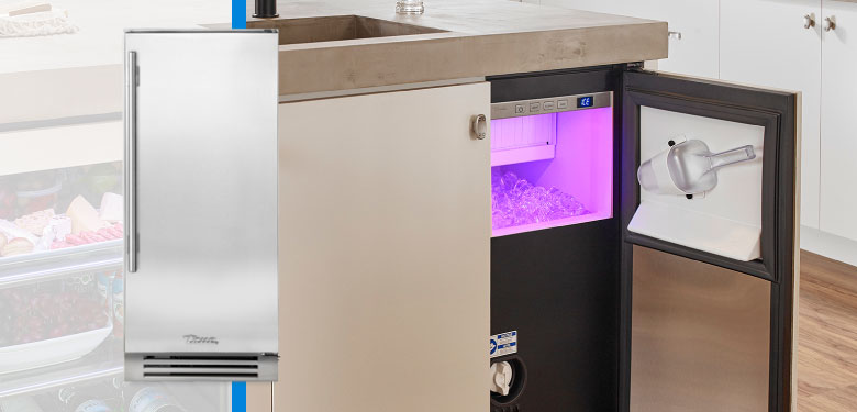 Ice Machines from True Residential