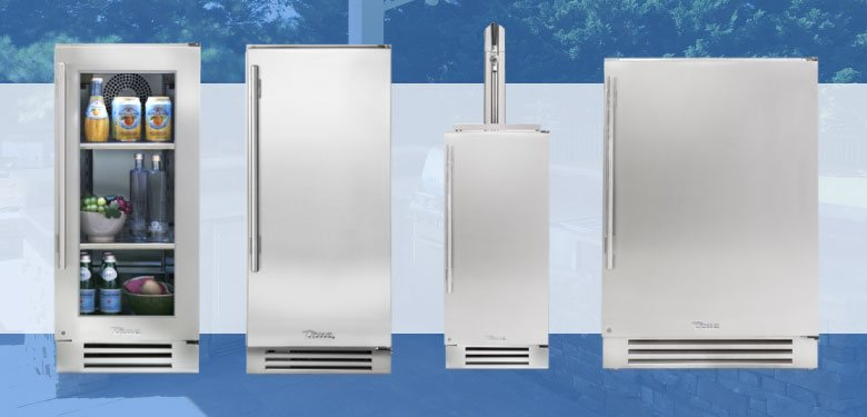 True residential appliances are industry leading lifestyle products! Call Pemberton Appliance today to get yours!