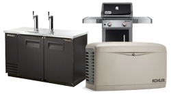Product Lines We Carry - Pemberton Appliance carries high efficiency, reliable, and proven gas-fired products!