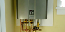 Tankless water heaters are incredinly efficient and provide endless hot water whenever you want it!