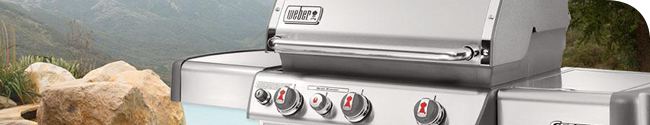 Get your Weber grill from Pemberton Appliance today!